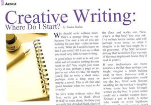 Creative Essay Writing by St Joseph Hospital Creative Writing
