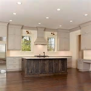 kitchen cabinet crown molding design ideas