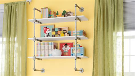 industrial pipe shelves tutorial they work great anywhere plumbing pipe d 233 cor 9 trends benjamin franklin plumbing inc