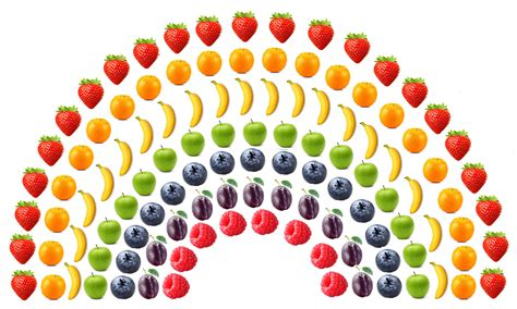 5 fruits a day 5 a day rainbows get colourful nutracheck