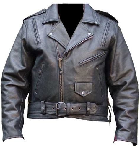 leather riding jackets biker leather motorcycle riding jacket thick topgearleathers