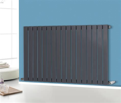 bathroom heating panels horizontal radiator designer flat panel column bathroom