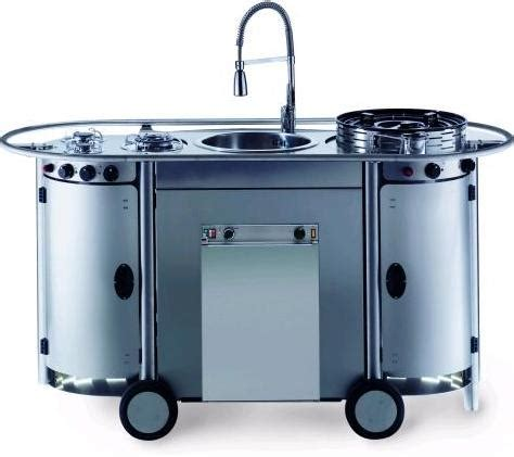 Portable Kitchen Island With Sink by Bongos Portable Kitchen From Emme Group A Professional