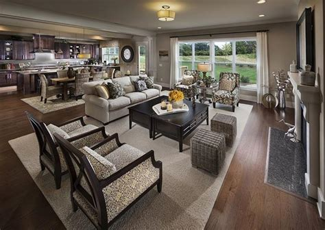 stunning living rooms  crown molding
