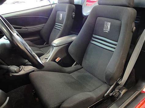 1996 mustang seats laser 1996 saleen s281 cobra ford mustang convertible