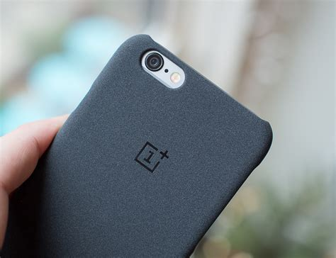 OnePlus Sandstone Case for iPhone » Gadget Flow