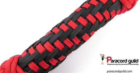paracord handle paracord wrap using modified grafting paracord guild
