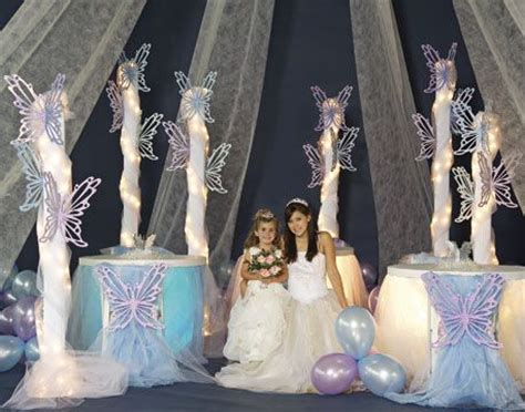 quinceanera butterfly theme decorations butterfly centerpieces quinceanera decorations