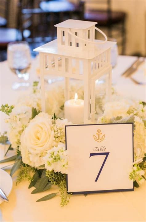 Lantern Wedding Centrepiece   Wedding Flair