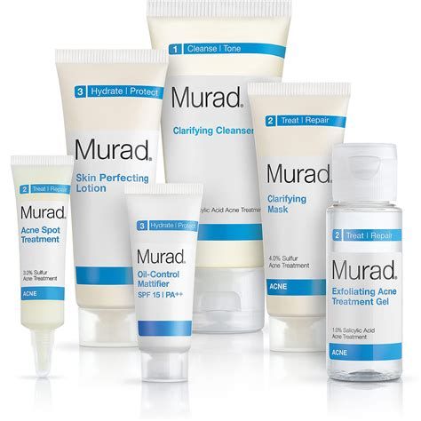 Sephora Knows Is More Than Skin by Murad Acne Complex 30 Day Kit Skincareiq Sephora