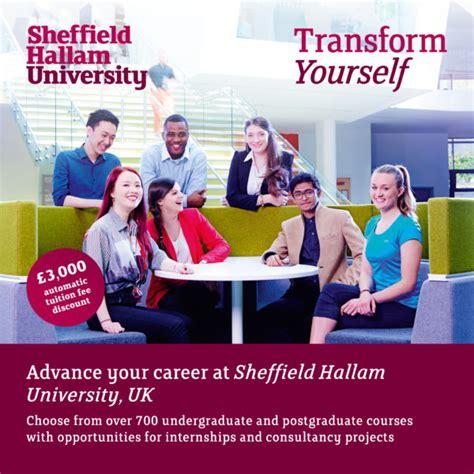 Sheffield Hallam Mba Accreditation by Meet Sheffield Hallam Staff In Port Harcourt