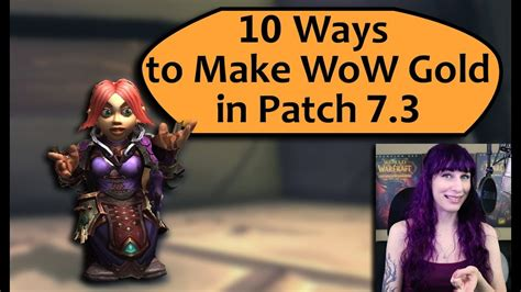 7 Free Ways To Wow Him by 10 Ways To Make Gold In Wow Patch 7 3