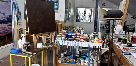 Inside The Artist S Studio detlef gotzens canvas a magazine by saatchi