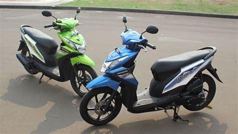Sayap Honda Spacy Fi Dan Spacy Karbu Kanan Kiri Original all new beat fi
