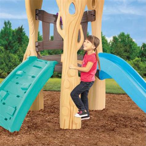 little tikes treehouse swing set little tikes little tikes tree house swing set by oj