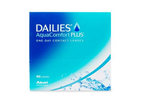 aqua dailies comfort plus 90 dailies aquacomfort plus 90 contact lenses at lensway co uk