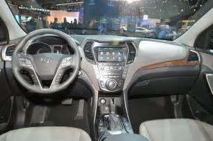 Hyundai Santa Fe Sport Interior 2017 Hyundai Santa Fe Santa Fe Sport Review Look