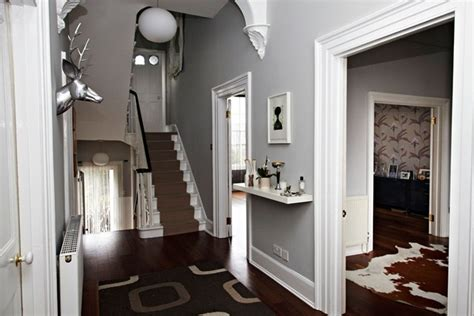 Decorating With Gray And Brown by Brown Grey Hallway Design Ideas Pictures