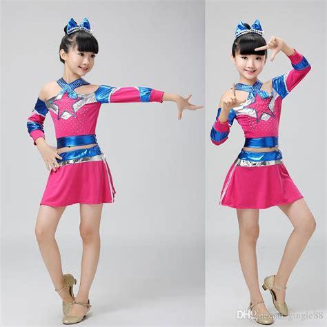 toddler dance cheer uniform 2018 children adults cheerleading costume girls aerobics