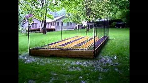 vegetable garden fence design decorations ideas