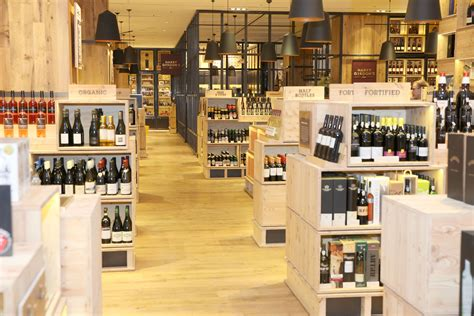 the shoppe selfridges opens new and expanded wine shop decanter