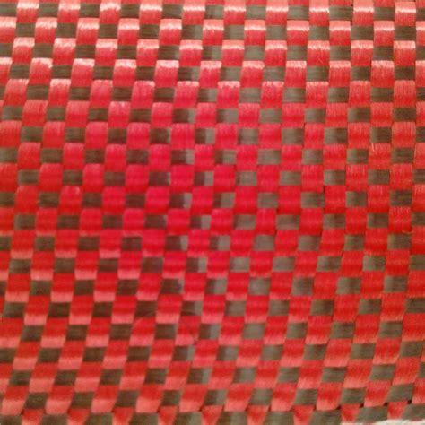 Auto Weave Upholstery by Black 3k Carbon Fiber 1500d Aramid Hybrid Fabric Plain