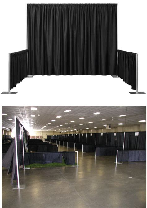 piping and draping rentals pipe drape baylysrental