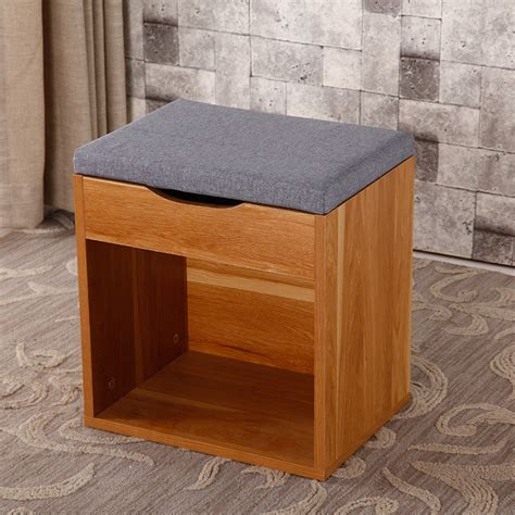Shoe Storage Bench With Seat New Design Shoe Storage Bench Shoe Cabinet Rack With Folding Padded Seat Small Ebay