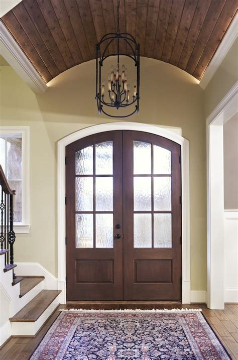 foyer ceiling best 25 barrel ceiling entry ideas on barrel