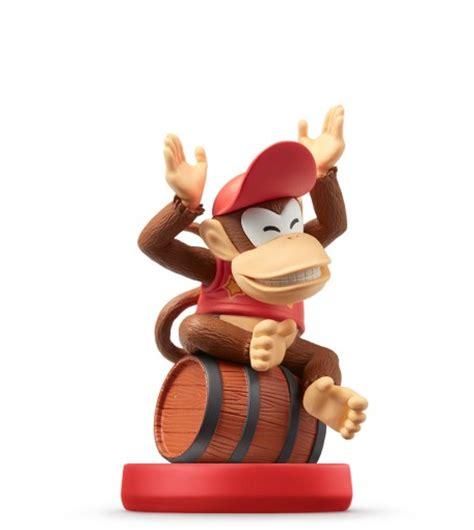 Supersmash Series Diddy Kong Amiibo diddy kong mario collection nintendo