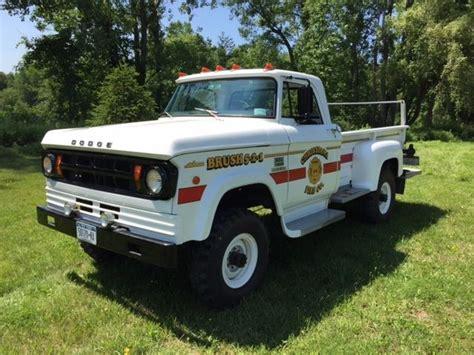 dodge w300 crew cab for sale 1969 dodge power wagon 4x4 truck low 8681
