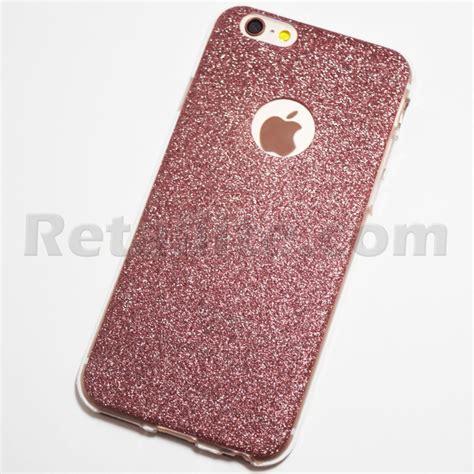 pink glitter iphone 6 iphone 6s soft retailite