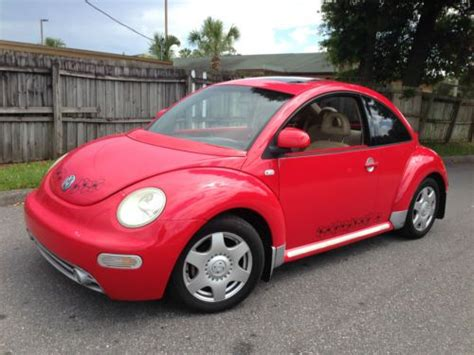 car owners manuals for sale 2000 volkswagen new beetle parking system purchase used 2000 volkswagen beetle gls tdi diesel 1 9l 45mpg one owner 5 speed manual fl car