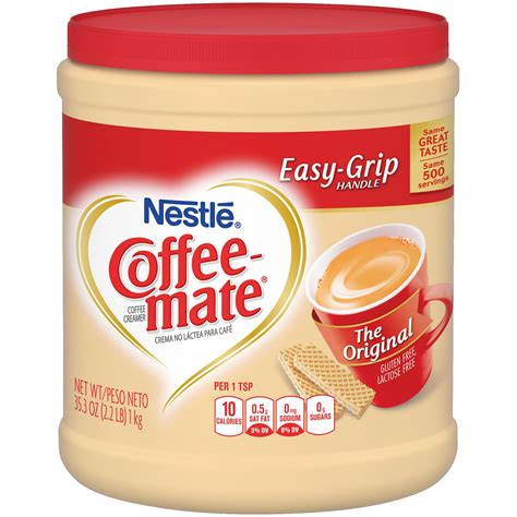 Creamer Coffee coffee mate powder coffee creamer original 35 3 oz jet