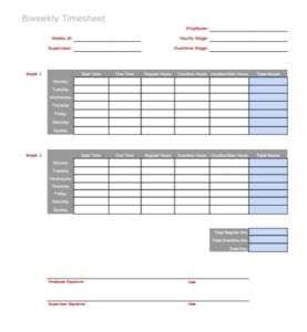 timesheet on excel protecting excel from editing simple bi weekly