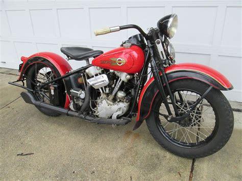 Knucklehead Harley Davidson by 1936 Harley Davidson El Knucklehead