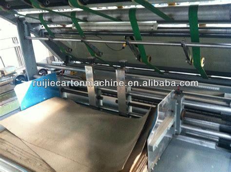 Mesin Laminating Gmp automaticcardboard corrugado m 225 quina laminadora flauta