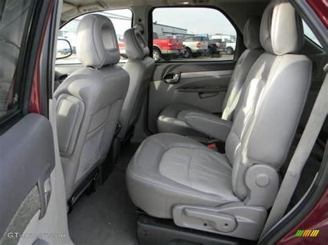 2002 buick rendezvous cxl awd interior photos gtcarlot