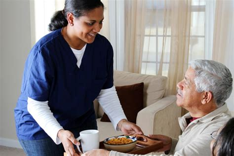 a day in the of a home health aide abc center