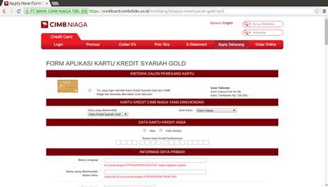 Hasanah Card By Kartu Kredit Bni daftar apply kartu kredit syariah