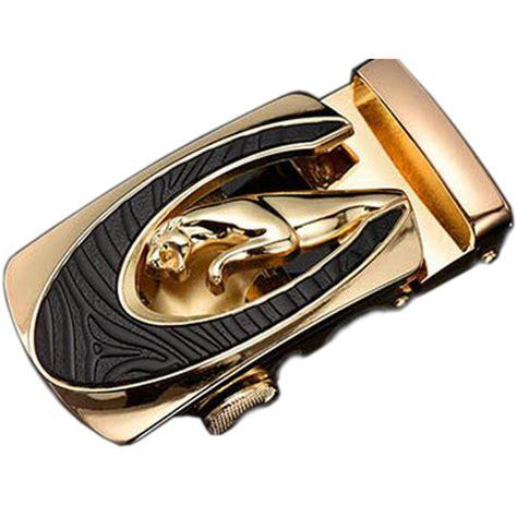 Kepala Gesper kepala gesper ikat pinggang metal model 7 golden
