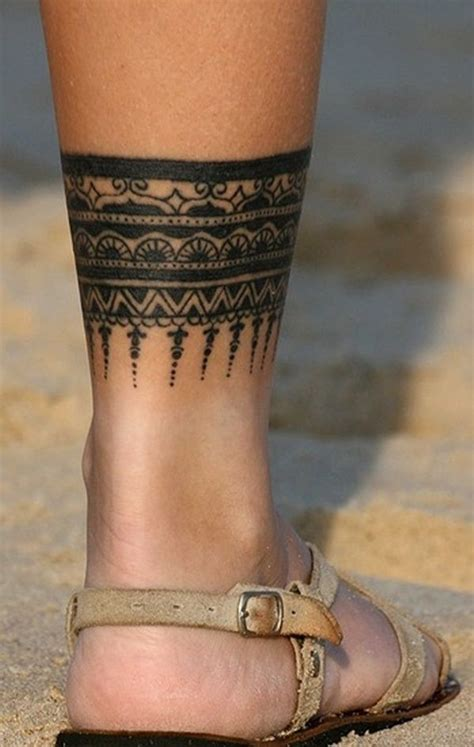 calf band tattoo best 25 leg tattoos ideas on
