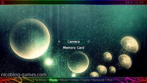 theme psp nicoblog 6 60 best ctf themes pack 01 downloads