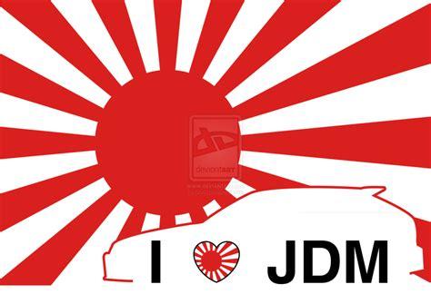 honda jdm logo jdm logo vector image 268