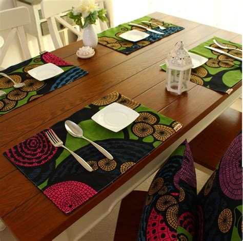 Dining Table Mat 100 Cotton Multi Color Dining Table Mat Placemat Ikea Style High Quality In Mats Pads From