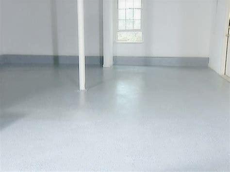 Garage Resurfacing by Resurfacing A Garage Floor Diy