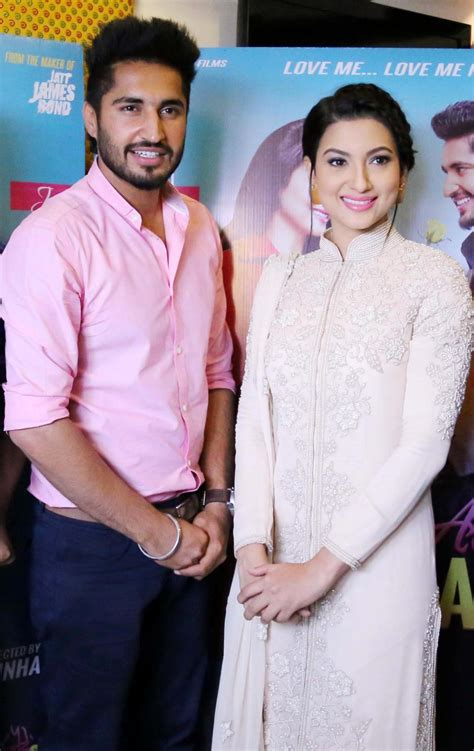 jassi gill images with wife jassi gill profile movies wallppers latest news photos