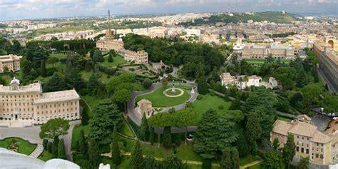 giardini vaticani visita visita guidata ai giardini vaticani
