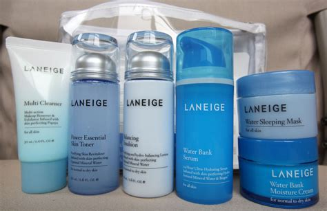 Laneige Kit review laneige skincare timelessskin with our