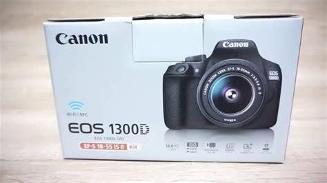 Kamera Dslr Canon 1300d canon eos 1300d review kamera canon eos 1300d contoh